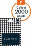 2000 Bonus Everyday Rewards Points (Worth $10) with $100 David Jones Gift Card @ Woolworths