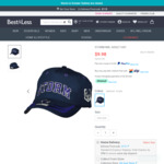 [WA] Melbourne Storm Adult Hat $9.98 + Postage @ Best&Less (Broome)
