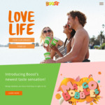 $2 off (No Minimum Spend) for Completing Challenge @ Boost Juice via App
