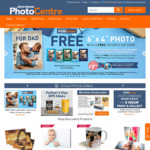 """Free 6x4"""" Photo and Father's Day Card @ Harvey Norman PhotoCentre"""