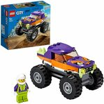LEGO City Monster Truck 60251 Playset $7.78 + Delivery ($0 with Prime) @ Amazon AU
