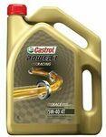 Castrol POWER 1 Motorcycle Engine Oil 5W-40 Racing 4T 4L $63.96 ($62.36 eBay Plus) Delivered @ Sparesbox eBay