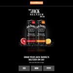 One Free Jack Daniel's Seltzer 330ml (Blood Orange or Zesty Lemon) @ FoodWorks