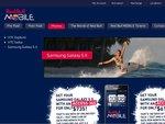 Red Bull Access 365 ($365) + Samsung Galaxy S II $370, Total $735