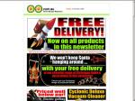 FREE delivery on selected items @ OO.com.au