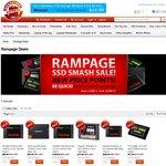 Rampage SSD Sale @ ShoppingEXPRESS: Kingston 240GB - $149, Samsung 128GB - $95 + Shipping