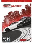 US Amazon, Need for Speed Most Wanted, Download, Listed for $20, I Was Charged $15 Only in Cart