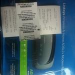 Linksys WAG120N Wireless Modem Router. $9.95. Australia Post. Shazam!