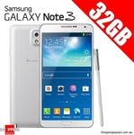 $1 Shipping - Samsung Galaxy Note 3 - LTE 32GB White $698.95 Delivered @ ShoppingSquare