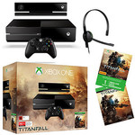 Xbox One Console 500GB + Titanfall Bundle+Forza 5+One Month Gold $494.10 @ Target