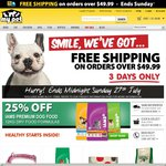 Free Shipping on Orders over $49.99 - My Pet Warehouse - Ends Sunday, July 27th