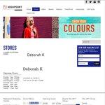 Deborah K (Highpoint VIC) Closing Down Sale - Ladies clothing $1