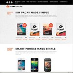 Boost Mobile $40 Starter Kit Now Half Price ($20). Free Delivery
