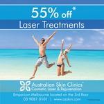 55% off Laser Treatments in Australian Skin Clinics Melbourne Emporium