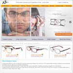 Prescription Sunglasses - Free Tinting - Save $19.95 @ Aus Specs