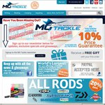 MOTackle 20% off Fishing Rods Online