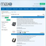Yealink VoIP Expansion Consoles HALF PRICE EXP38 ($39.95) & EXP39 ($49.95) + FREE Shipping @ Maxo