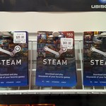 Steam Credit 2-5% Less than Exchange Rate (Further Saving Vs. PayPal) @ EB Games
