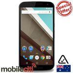 Motorola Nexus 6 [32GB/3G-RAM/4G-LTE] White or Blue $499.80 Delivered @ Mobileciti eBay