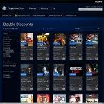 PS4 PS3 PlayStation Plus Double Discount Sale [PlayStation Store AU]