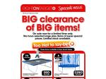 Target Store Clearance - Trampolines $50- $300; Clubhouses $400- $800; Pool Tables $150- $300