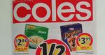 Coles 24/2: Drumsticks $4, Pringles $2.05, Telstra 4G Modem $24.5, Voda: 3G Modem $9/Recharge 25% off, Up&Go $4.27, Basmati $9