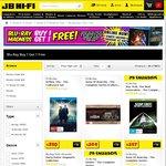 [50% off Blu-Ray] Buy 1 Get 1 Free Blu-Ray @ JB Hi-Fi