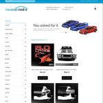 EOFY Sale at Modelcarsales.com.au, 20% off Everything with Free Shipping across Australia