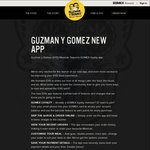 Free Burrito (Worth $11.50) @ Guzman Y Gomez App (Android/iOS - New Users)