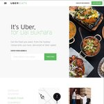Win $20 UberEATS Credit from Uber (Monthly Competition
