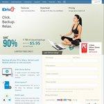 iDrive - 1TB Online Backup - 90% off - US $5.95 (~AU $7.82) 1st Year