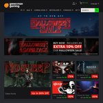 Green Man Gaming Halloween Specials - Wolfenstein Old Blood: AUD $9, Wolfenstein New Order AUD $12, Evil within AUD $9 and More