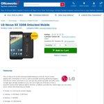 LG Nexus 5X 32GB Unlocked Mobile $400 @ Officeworks