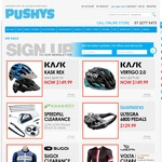 10% Site-Wide Sale (Free Shipping with Orders over $30) @ Pushys