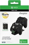 Microsoft Licensed Energizer 2X Charging System for Xbox One $27.35 Delivered @ EB Games eBay