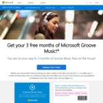 [FREE] 3-Month Groove Music Pass Codes in Description