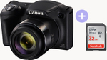 Canon Powershot Camera SX430 IS Bundle (32GB SD) $299 @ Australia Post Store