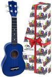 Monterey Gloss Edition MU-HB1BL Ukulele (Blue) $23 Delivered @ JB HI-FI
