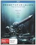 [Sanity] Alien 1-4 + Prometheus (Bluray) $15 In-Store or + Delivery