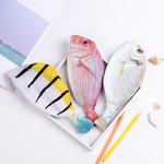 Fish Shape Pencil Case - 4 Designs- US $2.04 (AU $2.65) Delivered @ AliExpress