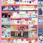 Chemist Warehouse: Spend over $55 on Facial Skincare, Haircare or Cosmetics & Get 21 Piece Beauty Bag Valued at $160 [In-Store]