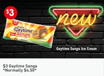 $3 (Normally $4.50) Golden Gaytime Sanga Via 7-Eleven Fuel App