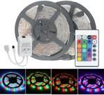 2pcs HML 5m 24W 300 SMD 2835 RGB LED Strip Light - RGB COLOR ~AU $9.80 (US $7.59) Delivered @ GearBest