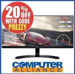 """29"""" LG 29UM68-P IPS Ultrawide LED Monitor $319.20 + $15 Postage @ Computer Alliance eBay"""