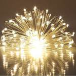 50 Warm White LED String Lights (AA Powered) - US$0.79 Delivered (~AU$1.04) @ Rosegal
