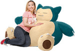 Snorlax Beanbag Chair down from $228.90 to $148 @ EB Games