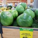 [NSW] Whole Seedless Watermelon $0.65 Per Kg @ Supa IGA Castle Hill
