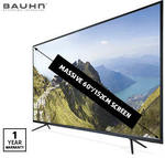 "Bauhn 60"" UHD LED 4K TV $669.00, Bluetooth Headphones $39.99, 14"" FHD Notebook $299, Xbox One S 1TB $329 @ ALDI (Starts 24/3)"
