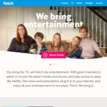 FetchTV Movie Box Free This Month
