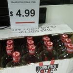 Tsarevitch 375ml Vodka $4.99 @ JR Duty Free (Brisbane Airport)